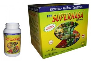 Supernasa Pupuk Organik Padat Natural Nusantara