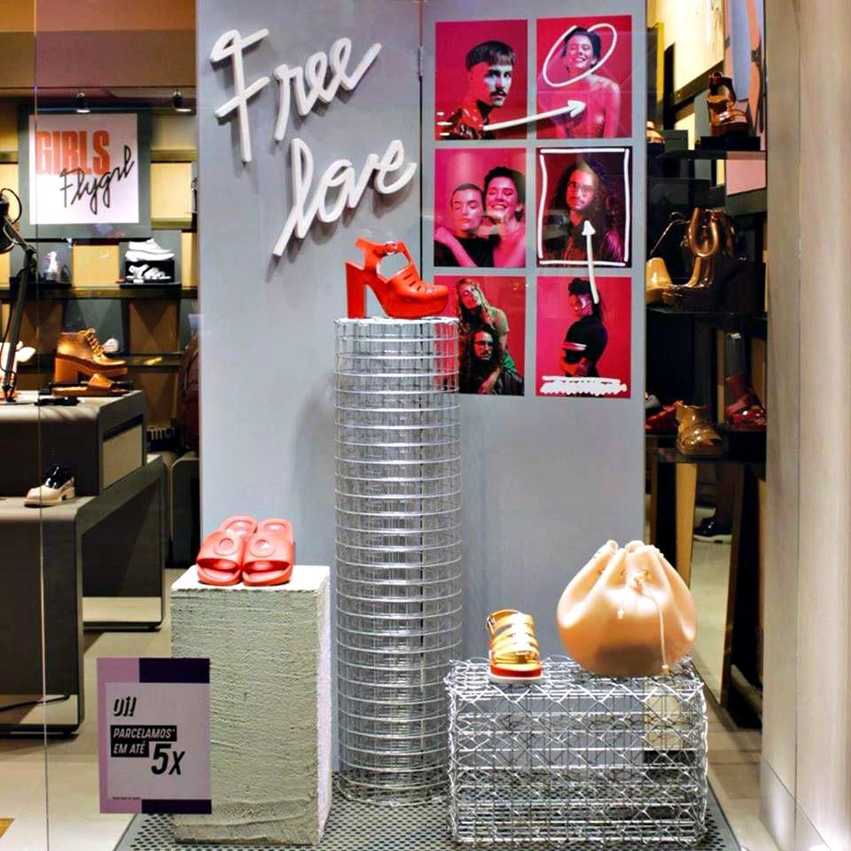 84e00f5f1b6 Clube Melissa do Bangu Shopping promove customização de peças nesta sexta