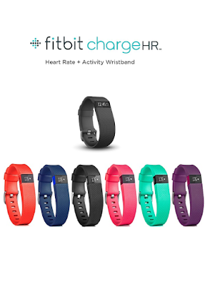 Fitbit Charge HR Manual