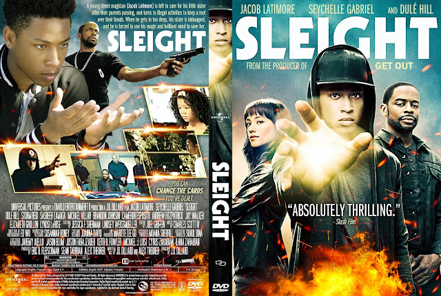 Sleight DVD Cover