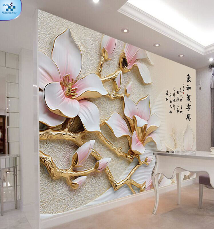 Imported Wallpaper Merchant: Custom 3d Photo Wallpaper 3D
