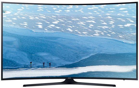 تليفزيون ذكي 65 بوصة سامسونج منحني