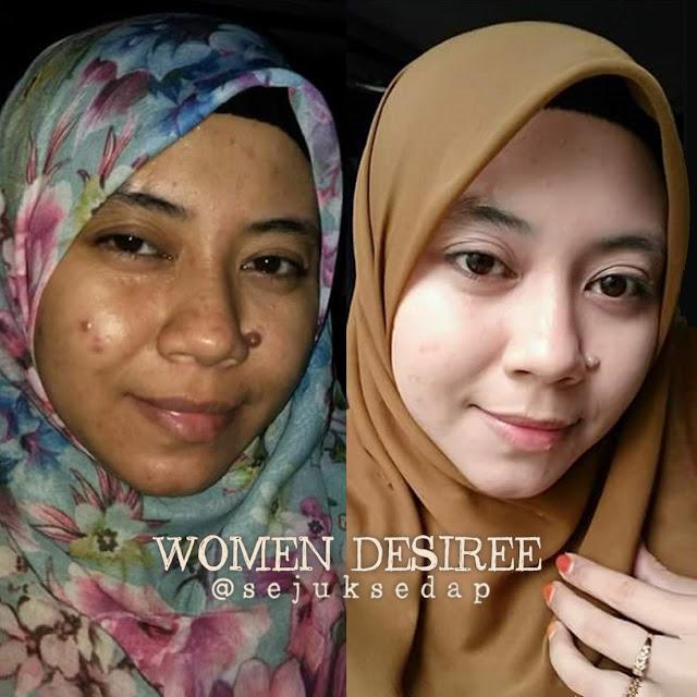 z wdec WD _ nad adleesya beauty women desiree _ krim awet muda _ ainaa serum _ 13