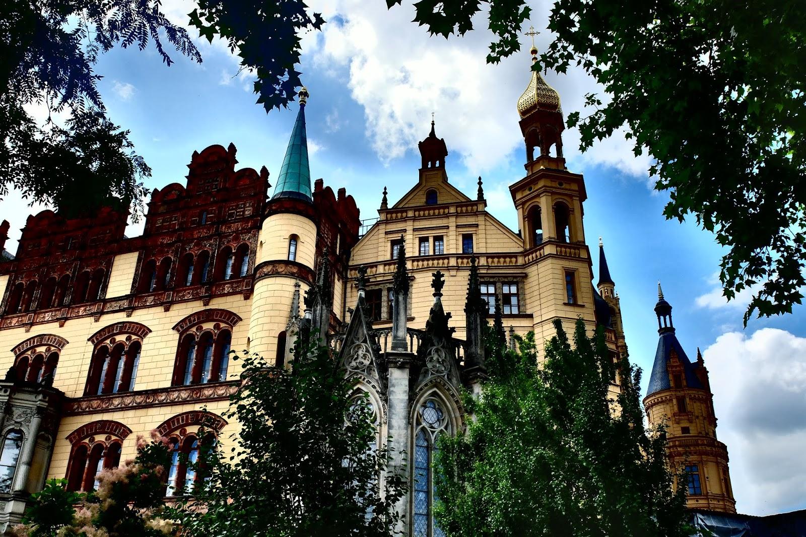 Schwerin Hauptstadt
