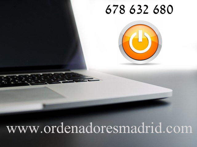 informaticos en madrid