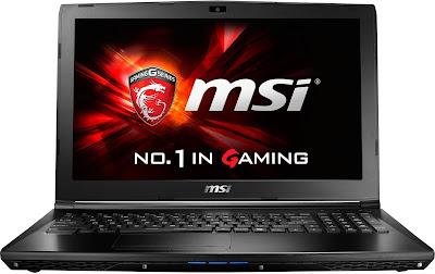 MSI GL62 6QF-850XES