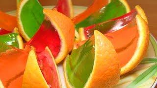 How to Make Fresh Orange Jelly