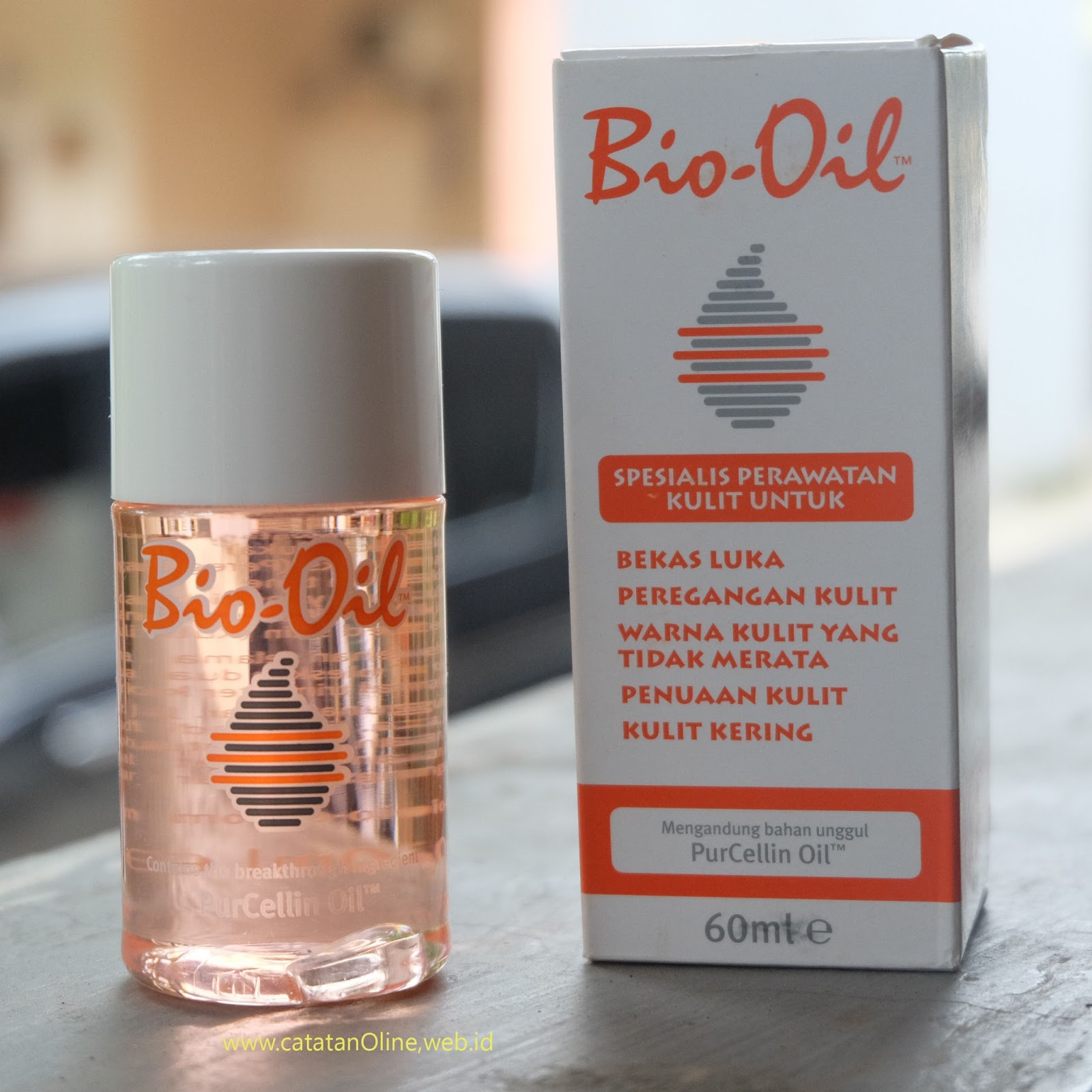 Bio Oil, Sehatkan Kulit Wajah, Rambut Dan Tubuhku