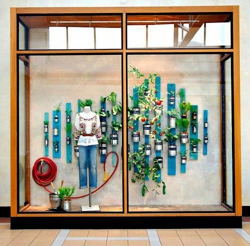 The How-To Gal: DIY Vertical Herb Garden