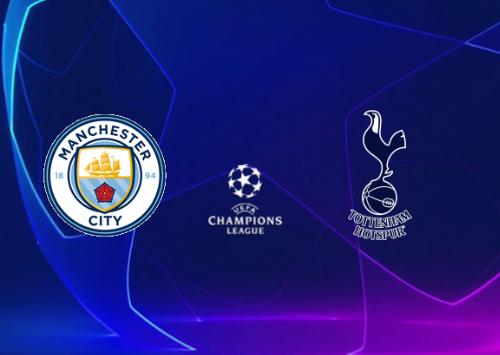 Manchester City vs Tottenham Full Match & Highlights 17 April 2019