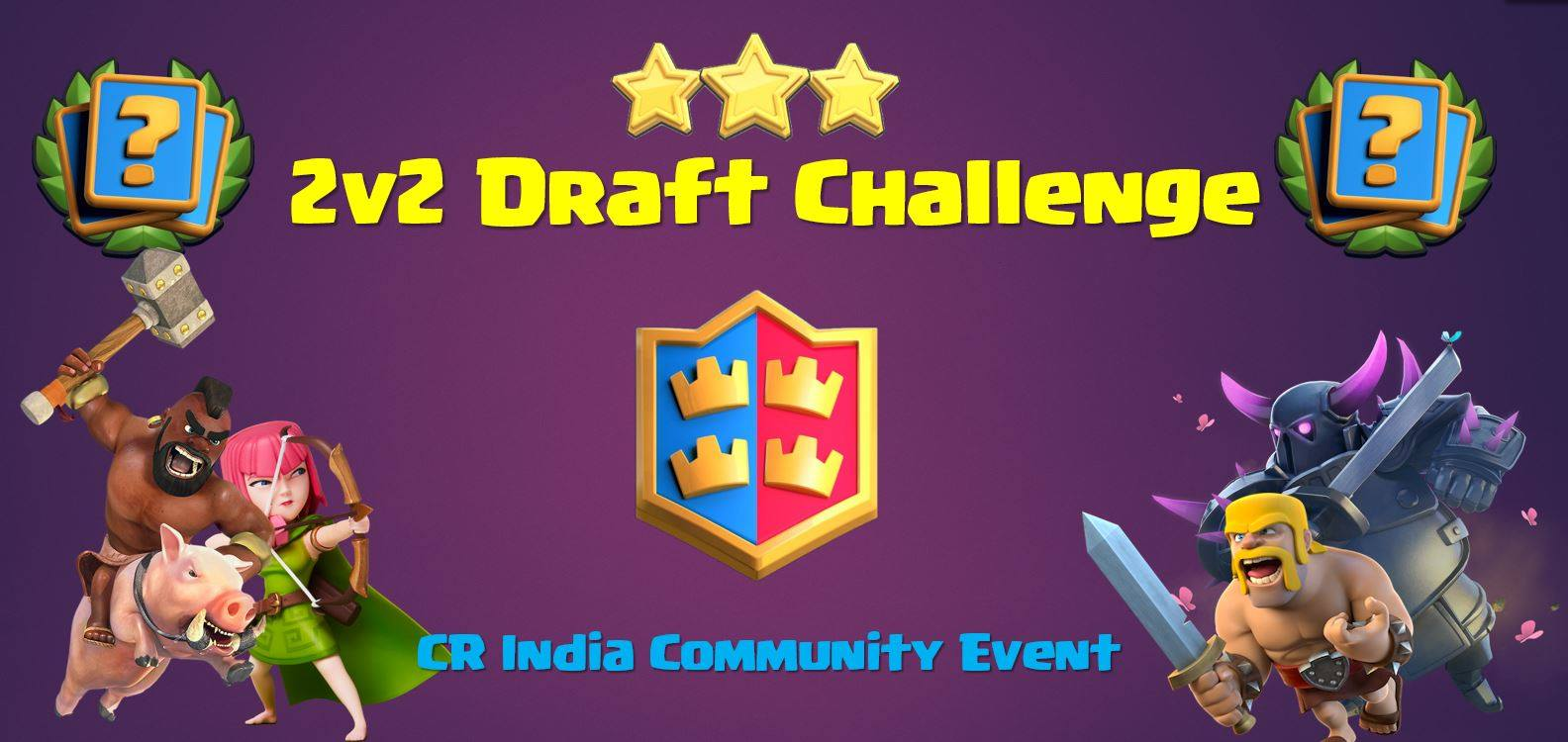 clash royale draft challenge, cr tournaments, cr tourneys