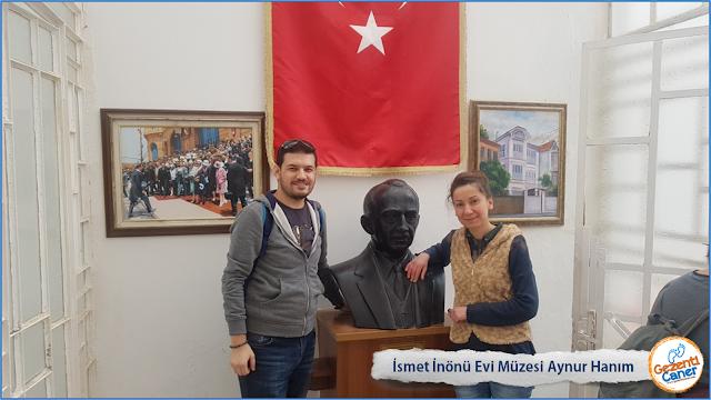 ismet-inonu-muzesi-aynur-hanim