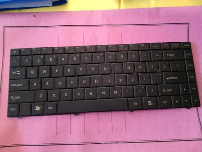 Cara Perbaiki Keyboard Laptop/PC Yang Bermasalah