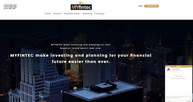 MYfintec Review