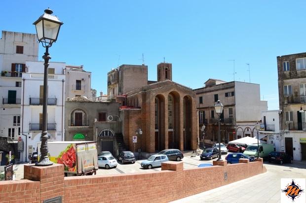 Pisticci, piazza Plebiscito