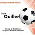 """Inicio 5 de Marzo Campeonato de Futsal """"Copa Quiller"""""""