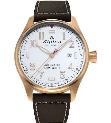 Alpina Startimer Pilot Automatic watch Reference: AL-525S4S4