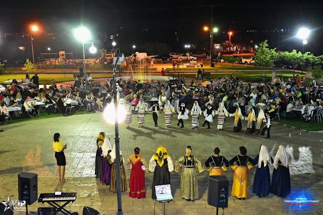 Αργολίδα: Με κέφι και χορό η ετήσια εκδηλωση από τον Σύλλογο Κίνηση Γυναικών Κουρτακίου