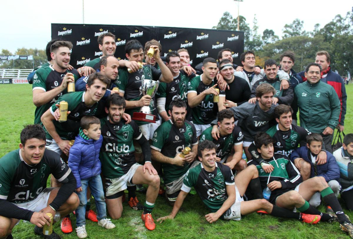 Tucumán Rugby es el campeón del Anual Tucumano
