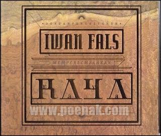 Iwan Fals Mp3 Album Raya (2013)