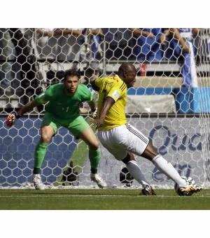 Colombia Regresa a Copa Mundial Goleando a Grecia 3-0