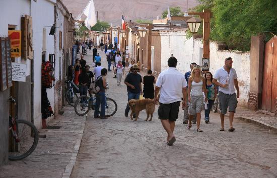 Ficar no Centro em San Pedro de Atacama