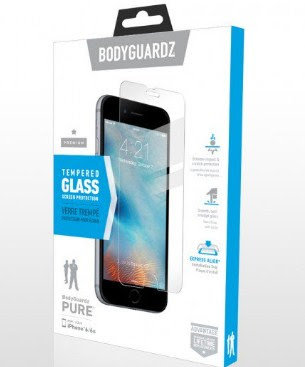 tempered glass BodyGuardz