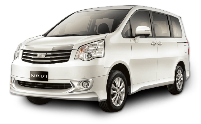 Spesifikasi Toyota New NAV1 V Limited Automatic Transmission