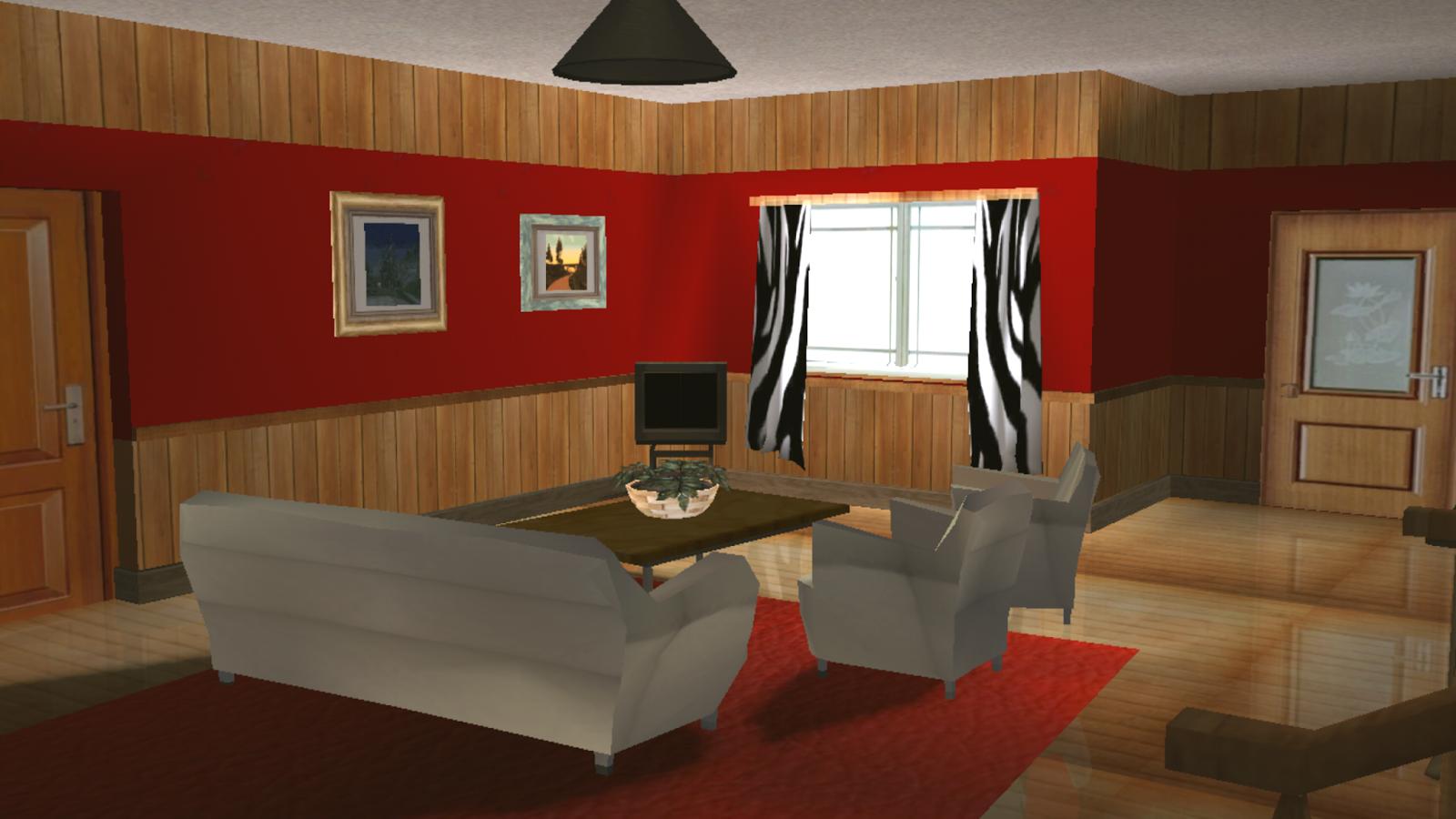 Modern House (CJ) Mod - GTA SA