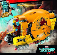 Guardians of the Galaxy Vol.2 Toys