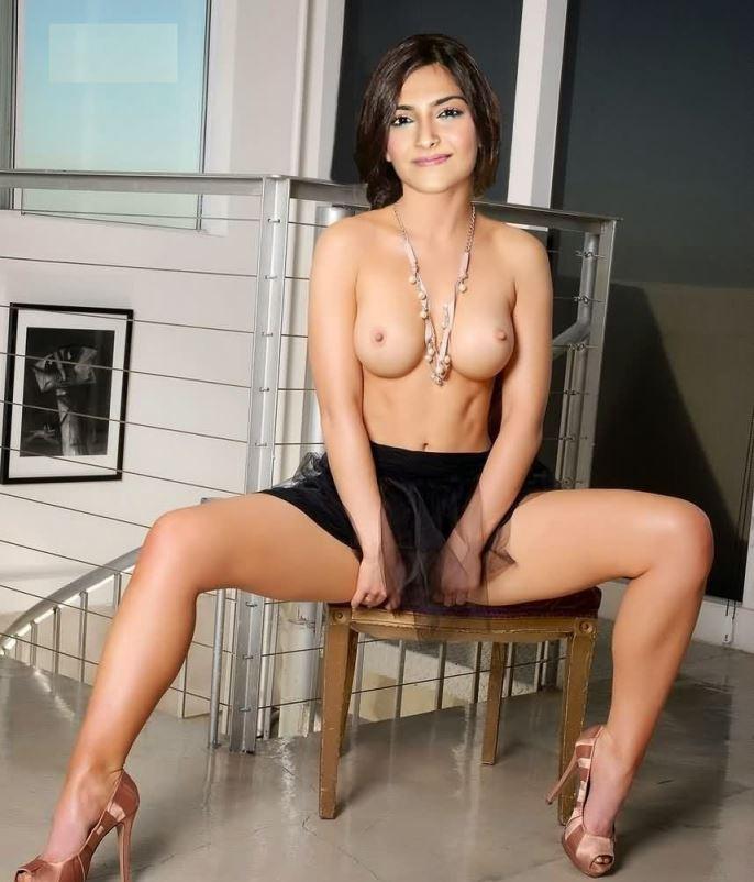 Sonam Kapoor Nude Photo