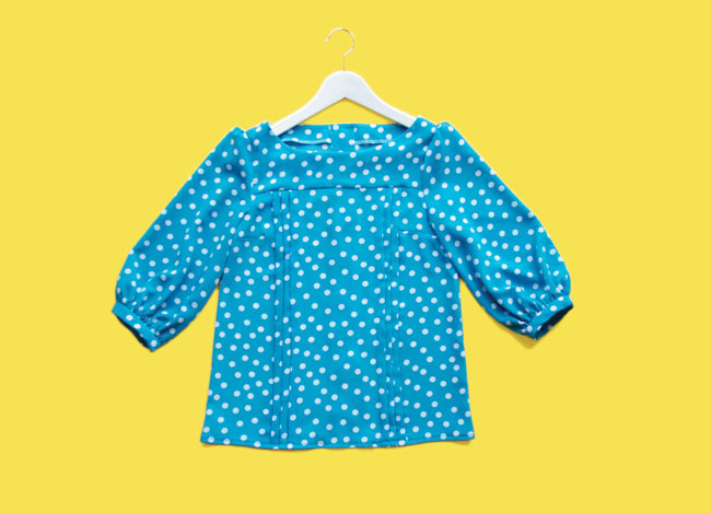 Mathilde blouse sewing pattern - Tilly and the Buttons