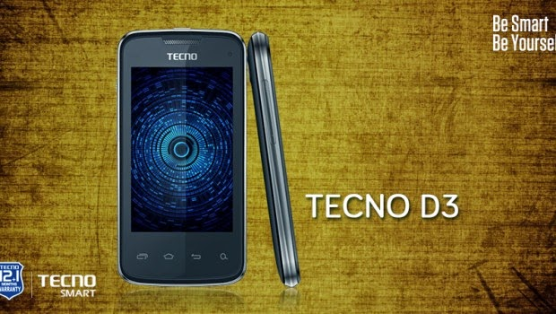 How to Root Tecno D3