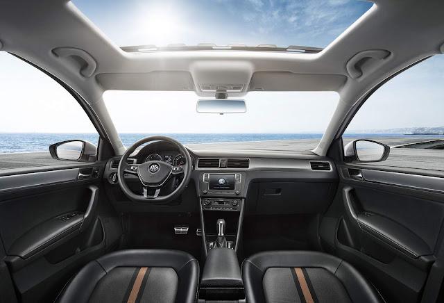 Volkswagen Cross Santana 2017