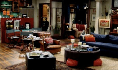 Will and Grace Apartment