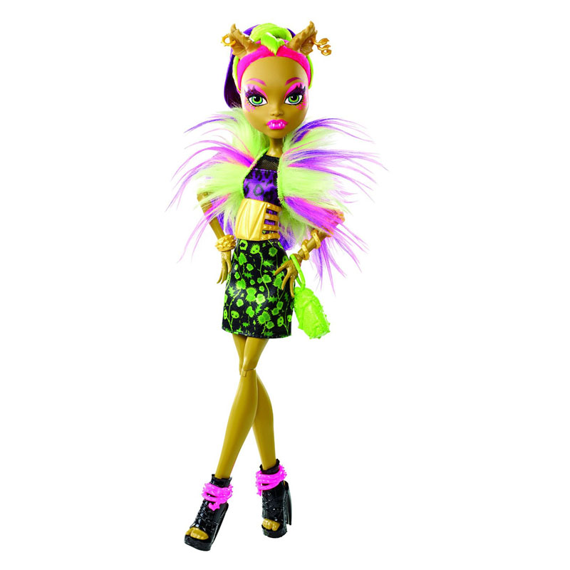 MH Freaky Fusion Clawvenus Doll ...  sc 1 st  MH Merch : frankie stein monster high costume  - Germanpascual.Com