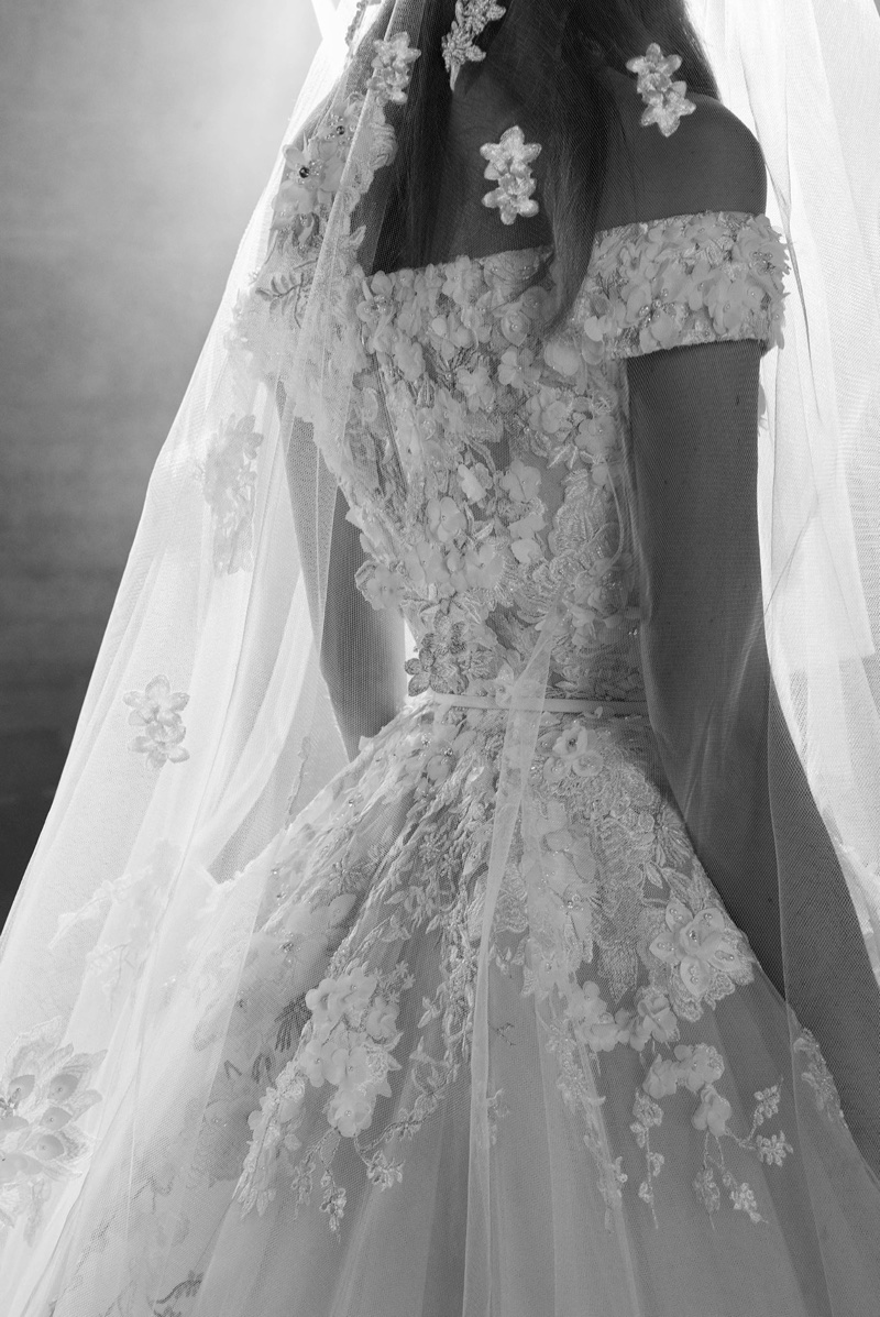 Elie Saab Bridal Fall/Winter 2018 Collection