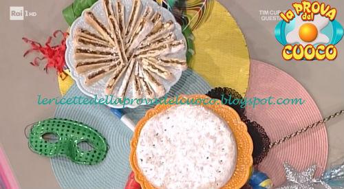 Spongata di Busseto ricetta Persegani da Prova del Cuoco