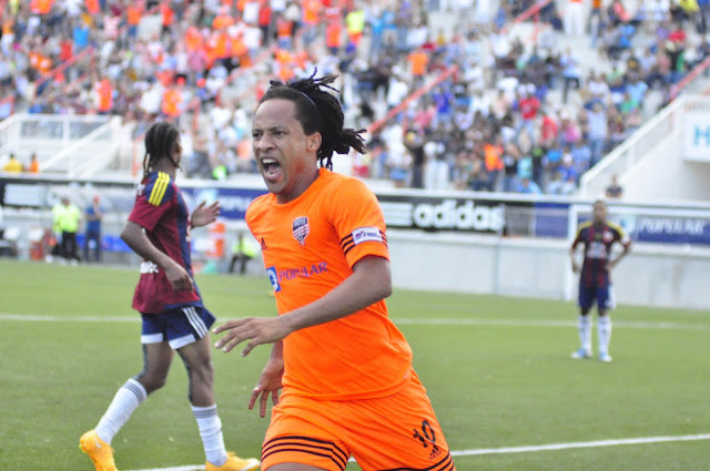 Charles Herold da triunfo a Cibao FC; Sella su pase a las Semifinales de la LDF