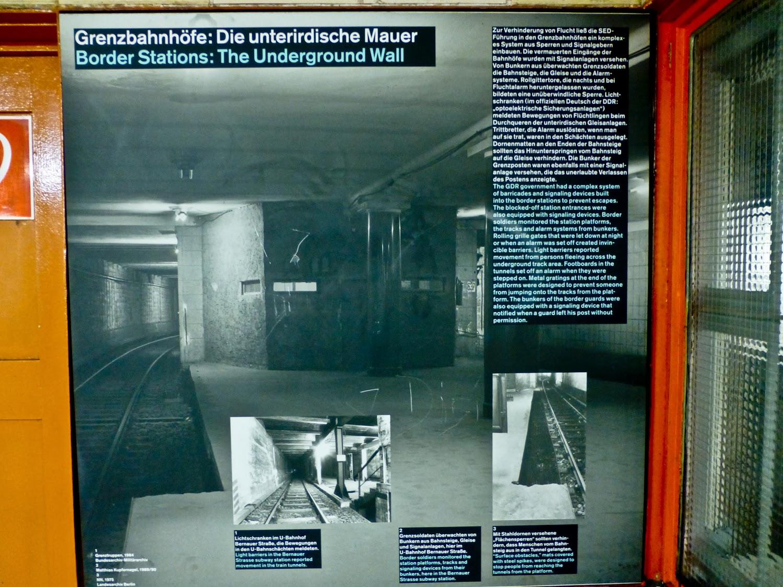 Underground Wall