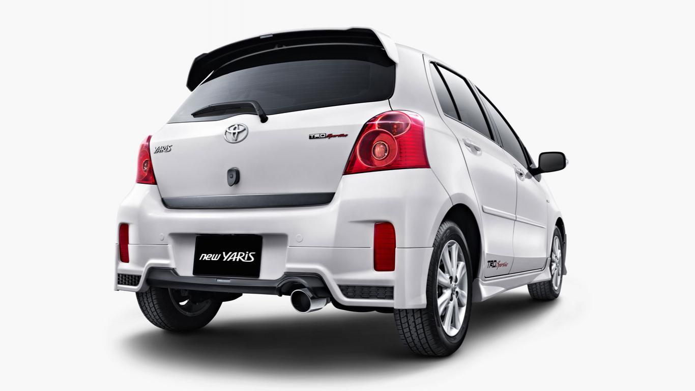 Toyota Yaris Trd Sportivo Harga Grand New Avanza Jogja Tipe S 2012 Dikta Informasi Produk