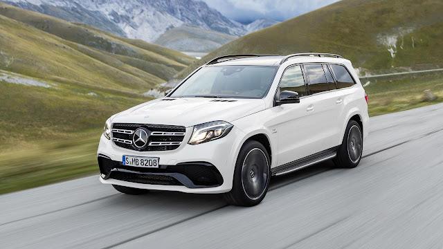 Recall: Mercedes-Benz convoca modelos para atualização de software