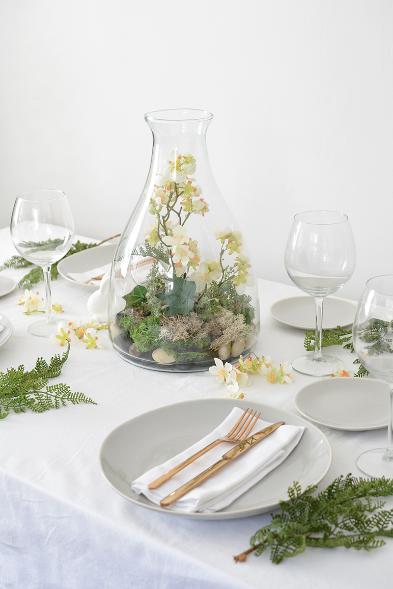 how to spring centerpiece