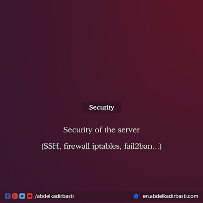Security of the Server