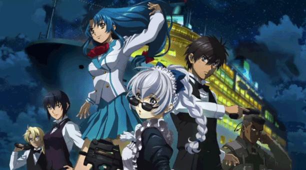 Full Metal Panic! Invisible Victory - Daftar Anime 2018 Terbaik dan Terpopuler