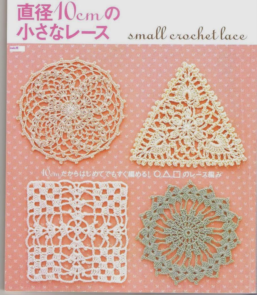 Revista Motivos Small Crochet