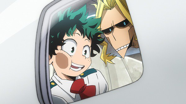 Primeiro Teaser do filme de My Hero Academia