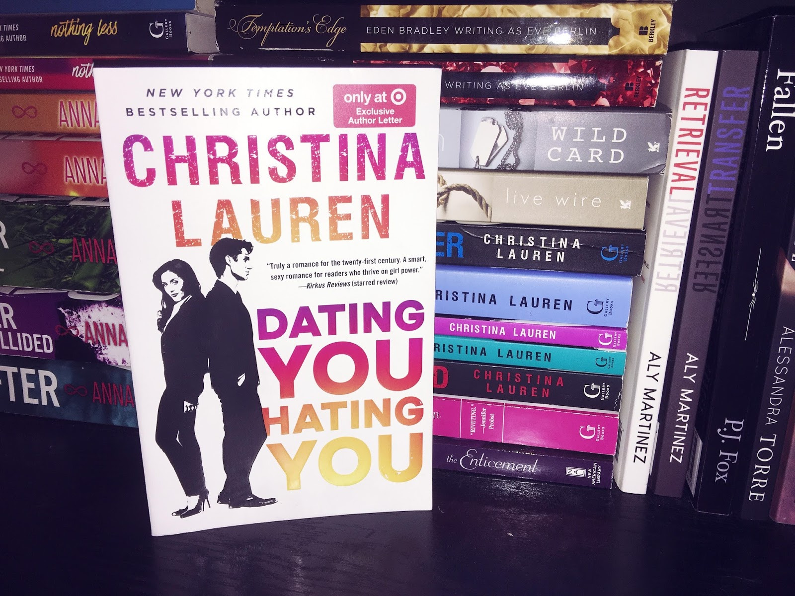 Dating books review