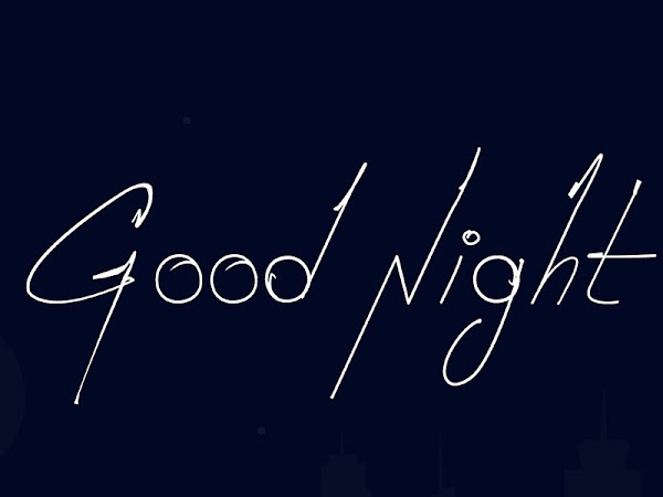 Download Good Night Handwriting Font Free
