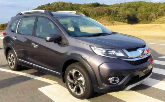 2016 honda brv philippines auto review release
